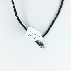 Brighton Jewelry - NWT • Brighton • Black Diamond Bead Necklace